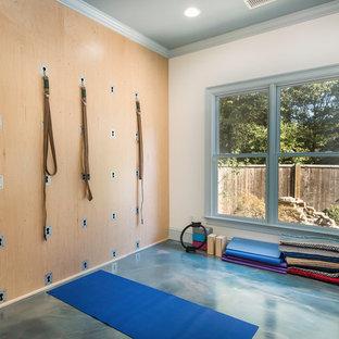 Most popular small atlanta home gym design ideas for