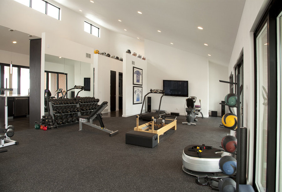 Pool House/work out facility