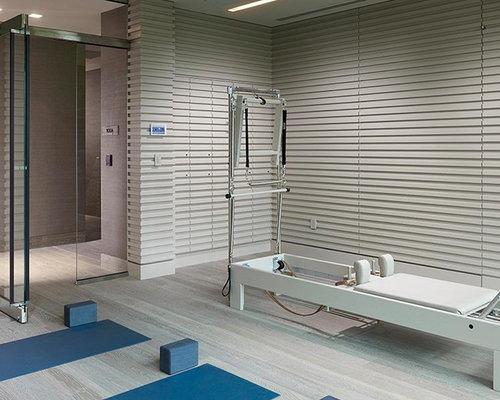 Luxury Tokyo Apartment Home Gym Design Ideas Renovations