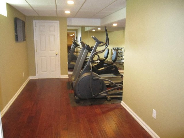 Traditional Home Gym by Amani Industries Llc