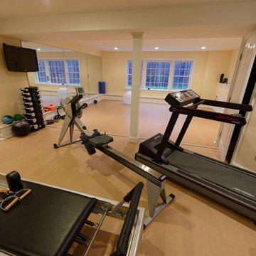Residential Home Gym Flooring