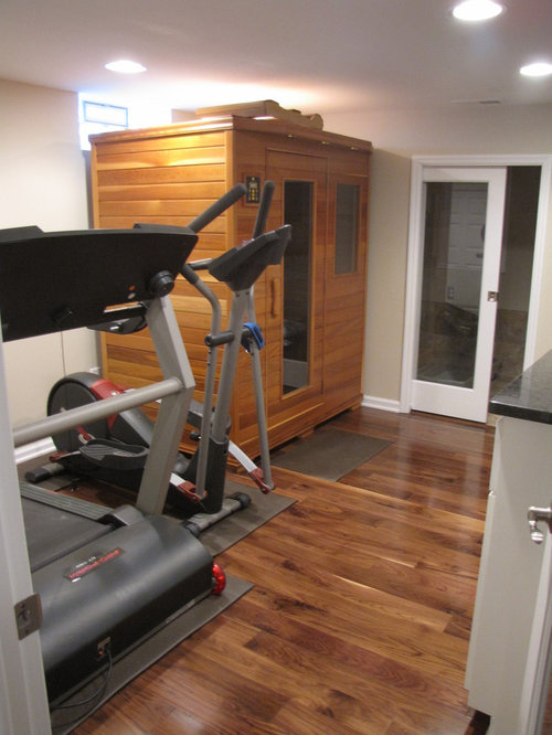 Best small footprint home gym design ideas remodel
