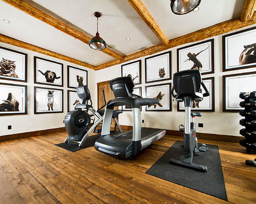 Home Gym Design Ideas Pictures Remodel Amp Decor