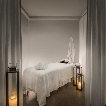 Sagaponack Estate Massage room