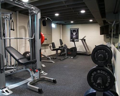 salle de sport montagne photos et id es d co de salles de sport. Black Bedroom Furniture Sets. Home Design Ideas