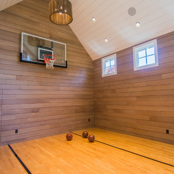 Sports Court -Before & After