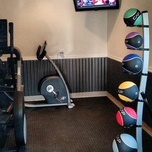 Spring Home Gym TV