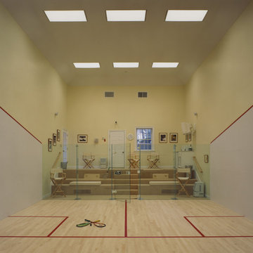 Squash Court on Private Estate - Bedford, NY