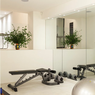 Most popular large home gym design ideas for stylish