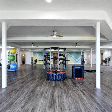Steiner Ranch Clubhouse