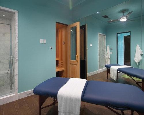 Massage spa pictures design ideas remodel pictures houzz for Massage room interior design ideas
