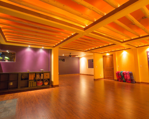 Yoga Studio Lighting Ideas - Impressive Project On Myroom.homemaq.com