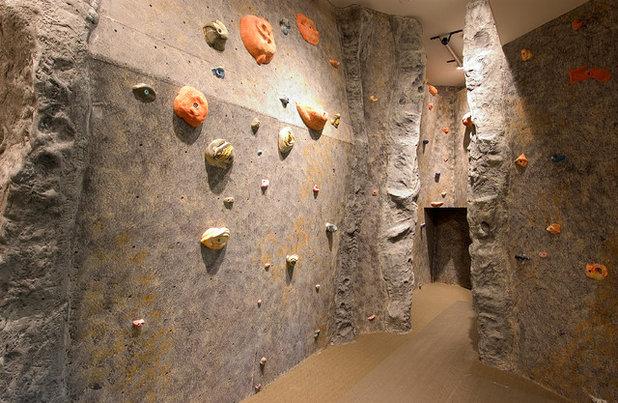 Sport fai da te in casa come costruire una parete d - Costruire palestra in casa ...
