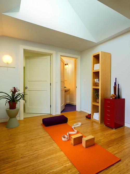 Yoga Room | Houzz
