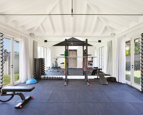 Home Gym Design Ideas & Remodeling Pictures | Houzz