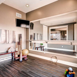 75 most popular home gym design ideas for 2019  stylish