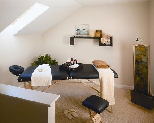 Massage Room Design Ideas Remodel Pictures Houzz