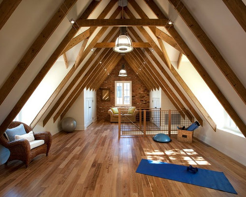 Home Yoga Studio Ideas Design Photos Houzz