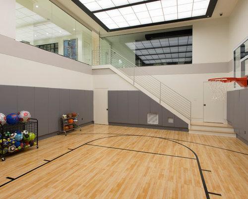 Indoor Sports Court Design Ideas Renovations Photos