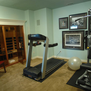 75 popular small home gym design ideas  stylish small