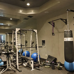 Most popular modern home gym design ideas for stylish