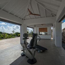 Tropical Home Gym by A. Leese Image