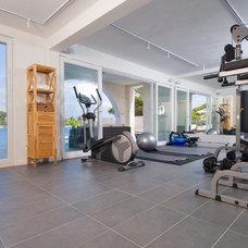 Contemporary Home Gym by Pin & Pin Dalmatia