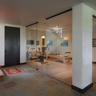 Most popular modern home gym design ideas for stylish
