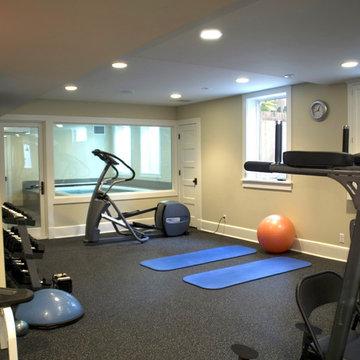 West Isles Gym