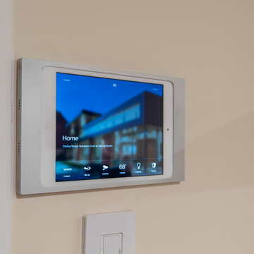 Whole home automation for music, lighting, TV's, and more