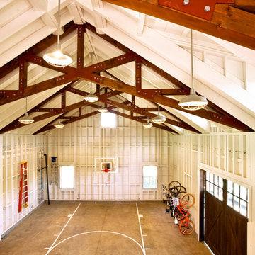Wine Country Barn