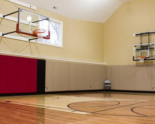 Indoor Sport Court Design Ideas Renovations Photos With