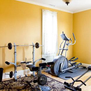 Klassischer Fitnessraum in New York