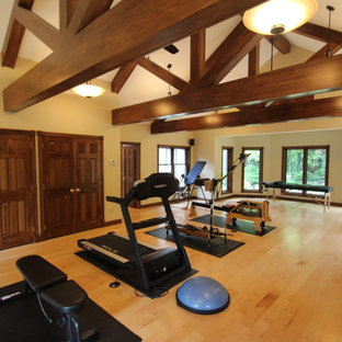 75 most popular luxury home gym design ideas for 2019