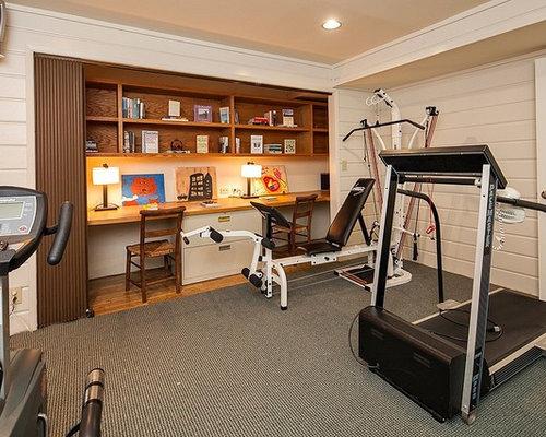 Office gym houzz