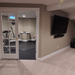 Zeleji Basement finish