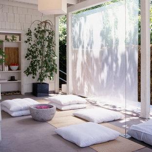 Idee per uno studio yoga etnico