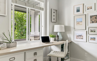 Get a Spotless, Beautifully Organised Home Office in 7 Days