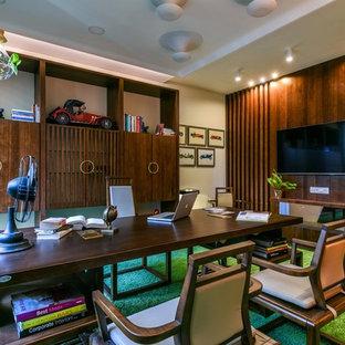 Idéer för orientaliska arbetsrum