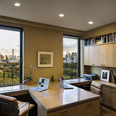 traditional home office by Robert Granoff