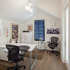 contemporary home office by Peter A. Sellar - Architectural Photographer