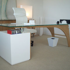modern home office by fd&m GROUP, Inc.