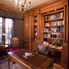traditional home office by Eric Stengel Architecture, llc