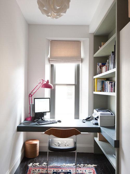 Tremendous Built In Computer Desk And Shelves Design Ideas Remodel Pictures Largest Home Design Picture Inspirations Pitcheantrous