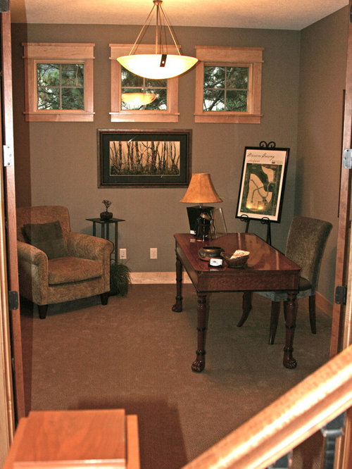 Craftsman Small Space Solutions Home Office Design Ideas