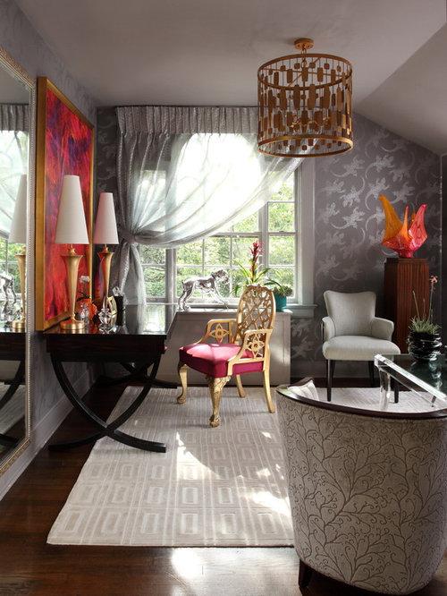 stylish living room | houzz