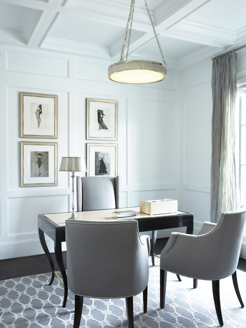Home Office Color Schemes Houzz