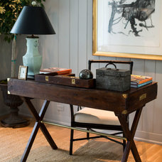 Traditional Home Office by Folly Home Furnishings and Interiors