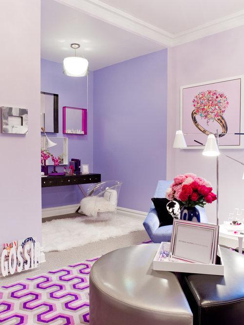 Ideas para despachos dise os de despachos violetas for Ideas para despachos