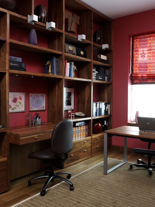 Home Office Design Ideas Renovations Photos With A